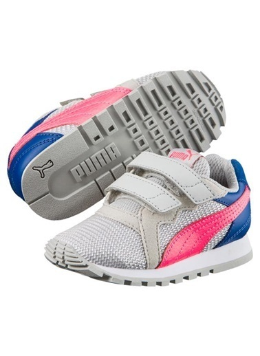 Puma Bebek Ayakkabısı Gri